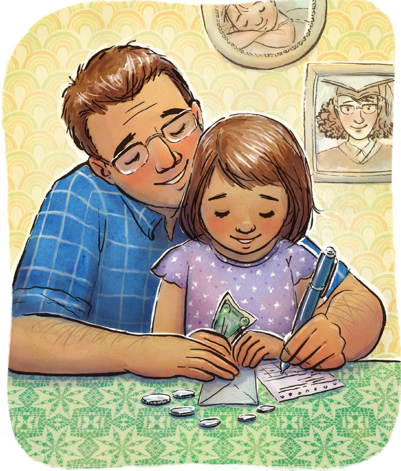 Fathers Day Images Clip Art Children S Rights And Responsibilities