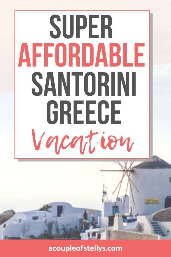 , A Santorini Life for Me, Travel Couple, Travel Couple