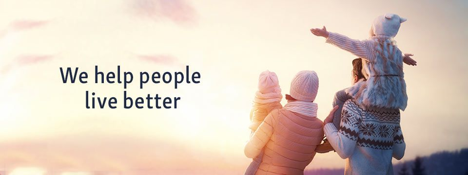 We help people live better Network marketing