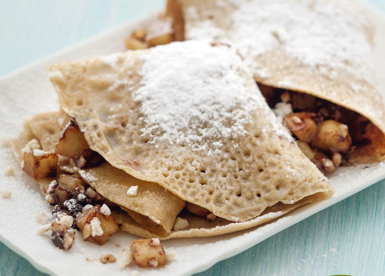 Tagliatelle al cacao con carciofi e ricotta salata ricetta