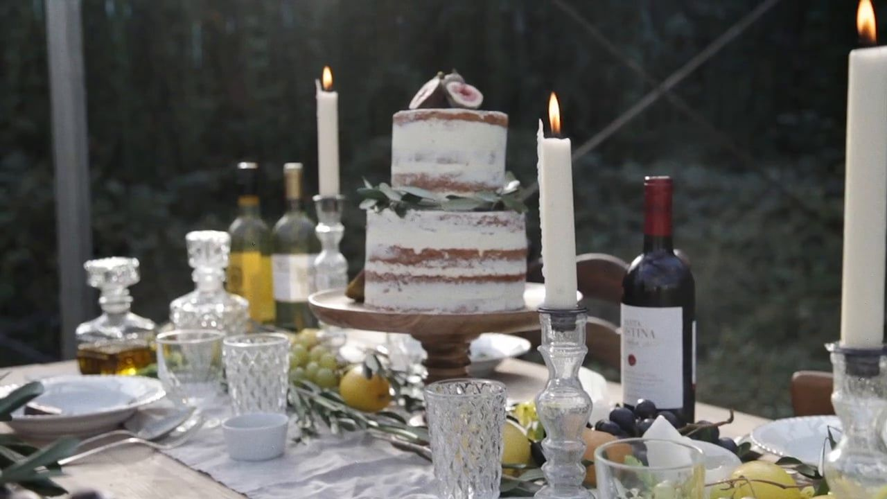 Rustic Italian inspiration shoot