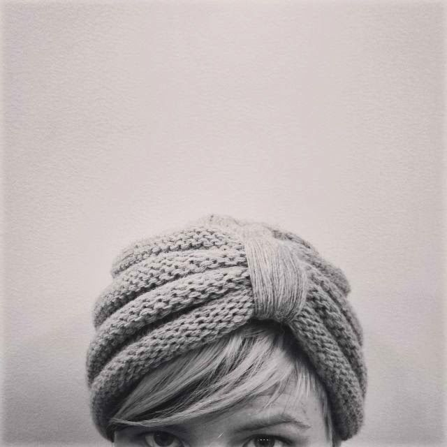 fortune teller headband | Knit | Pinterest