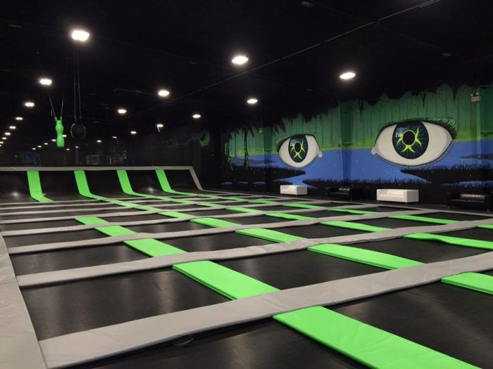 The Most Epic Indoor Playground In New Orleans Will Bring