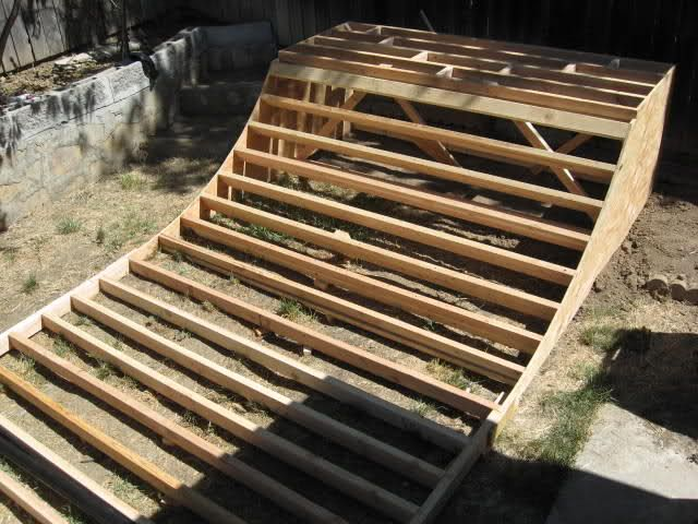 diy skateboard ramps