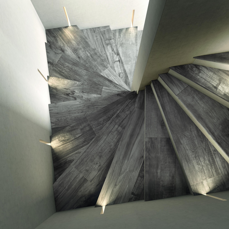 Best Wood Effect Porcelain Tile Dolphin Grey 1200X200Mm 400 x 300