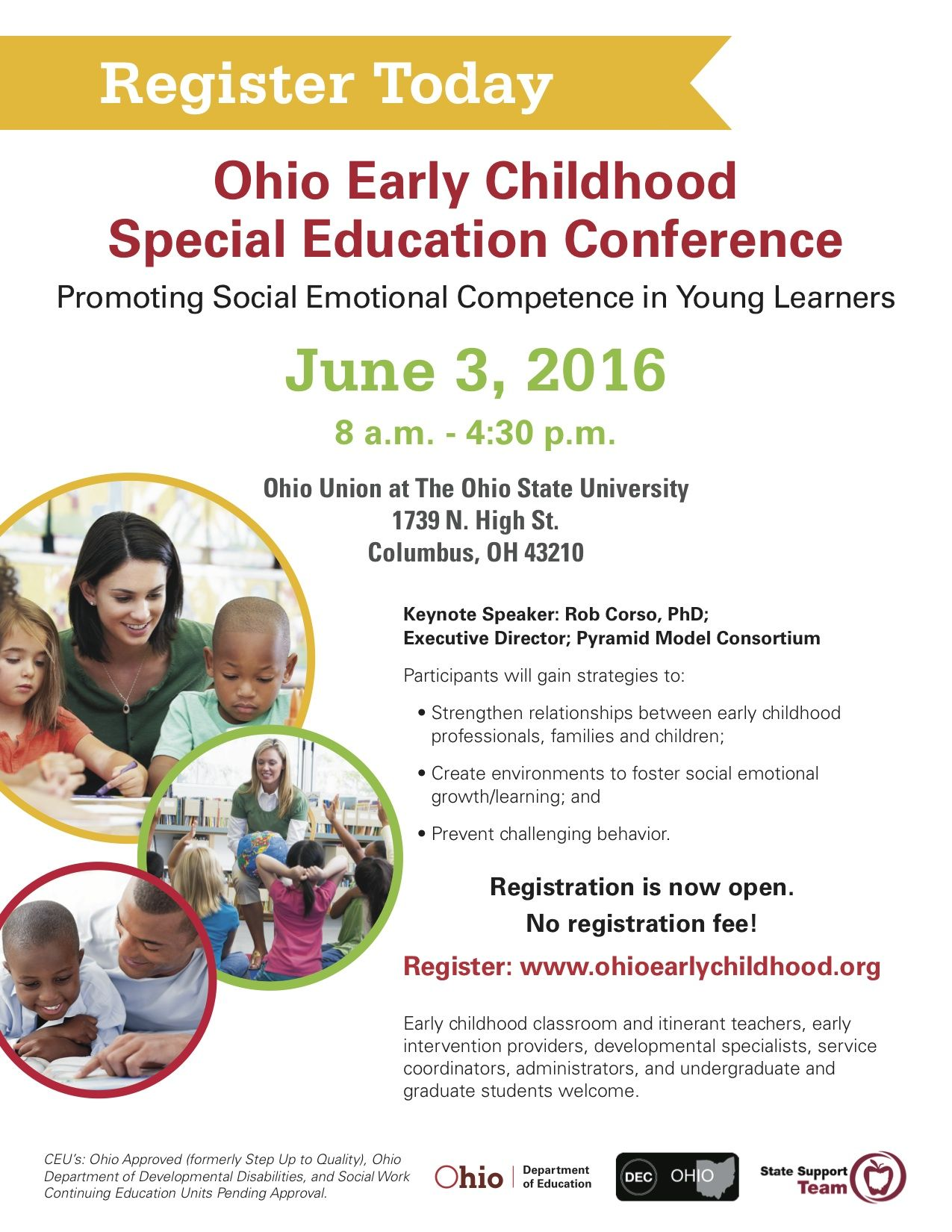 Ohio Early Childhood Special Education Conference
