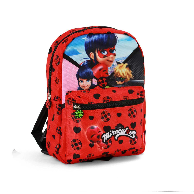 Split Mochila Ladybug Cm Karactermania Infantil Reversible31 WdBoreCx