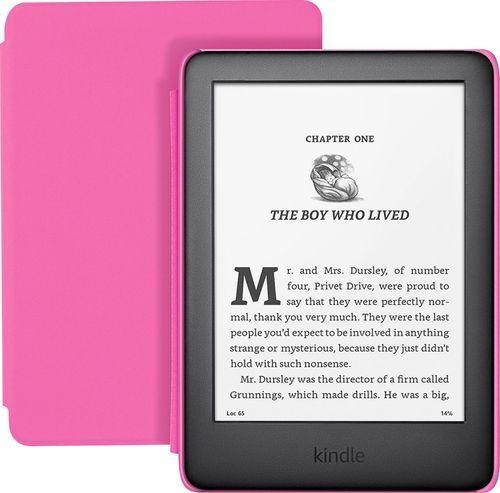 Amazon Kindle 10th Generation Kids Edition 6 8gb Pink B07nmxmtwm Best Buy In 2020 Amazon Kindle Kids Amazon Kindle Kindle