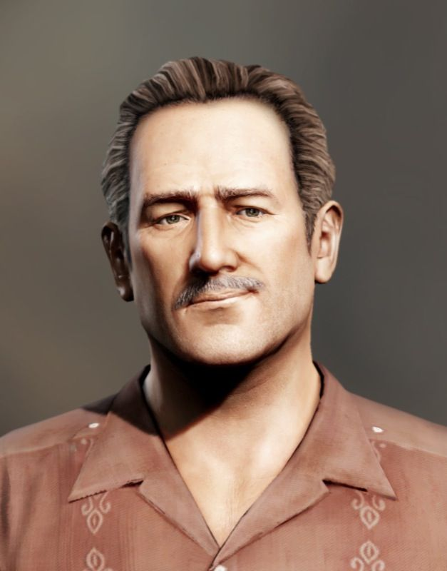 Uncharted Sully Cosplay Recherche Google Uncharted Sully