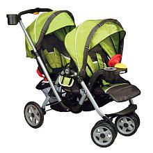 Toys R Us Babies R Us Tandem Stroller Baby Strollers Double