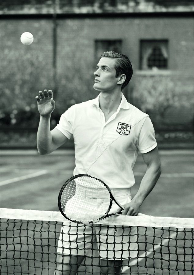 Male Trends Tennis Clothes Tennis Photography Tennis Fashion
