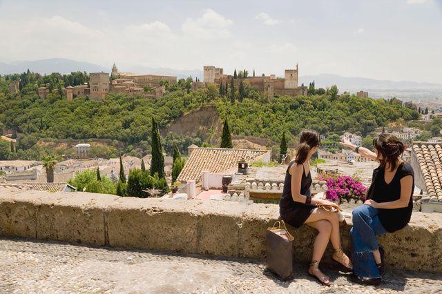 Aprovecha al máximo tu fin de semana en Granada