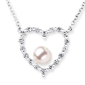 Angara Akoya Cultured Pearl and Diamond Collar Ring zFMys