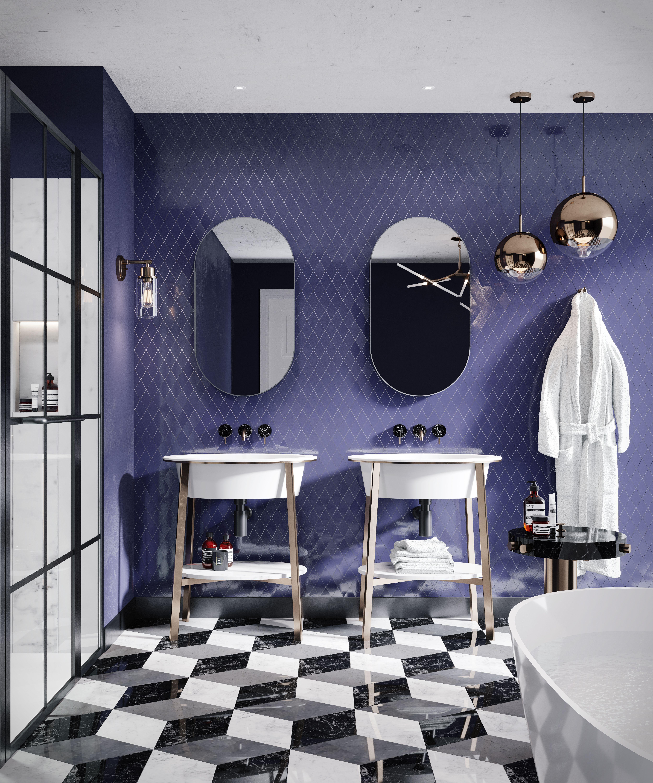 feeling very regal with this purple bathroom purple royal luxury rh pinterest com