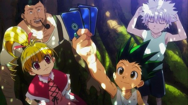 View Full Size 1366x768 1 885 Kb Hunter X Hunter Anime Anime Images