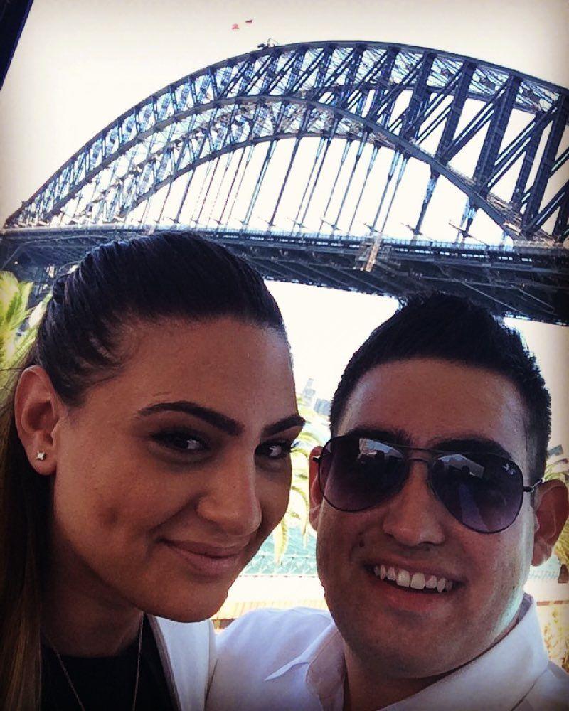 Armenian National Committee of Australia duties with my awesome friend and Board Member Garineh!! @garinehtorossian #arinstagram #arindindin #work #lunch #sydneyharbourbridge #view #ANCAustralia by armoarin http://ift.tt/1NRMbNv