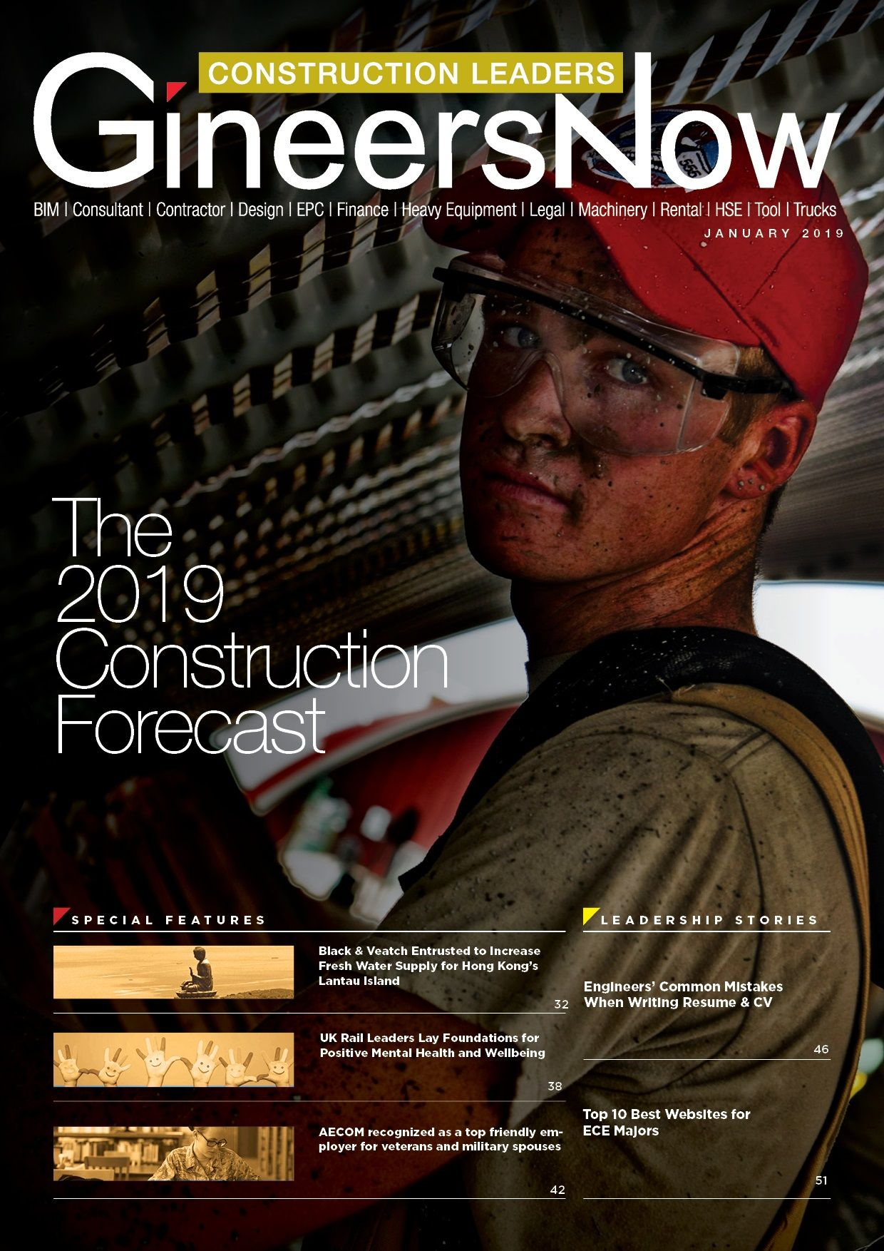 2019 Construction Industry Forecast and Analysis