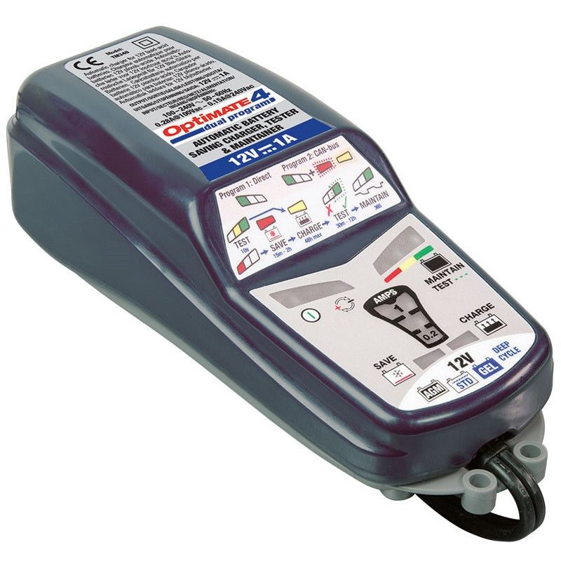 Dual Bank 12V Xantrex TRUE/<i/>CHARGE/<//i/>™2 10Amp Battery Charger