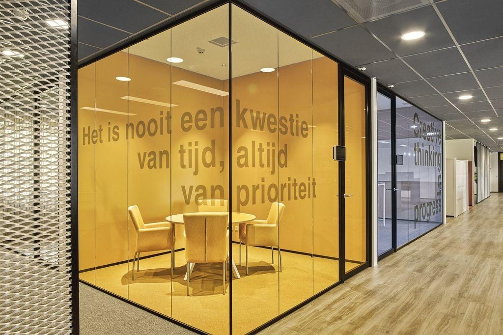 Zetacom Offices Zoetermeer Office Snapshots Office Wall Design Office Interior Design Glass Wall Office