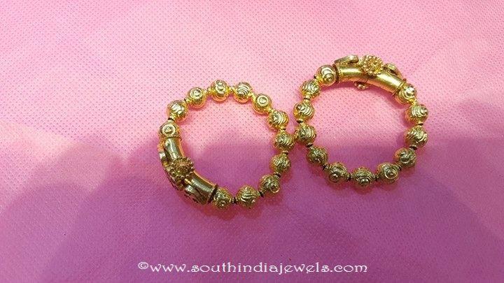 Gold Baby Bangles Sri Balaji Jewellers Jewelry Kids India