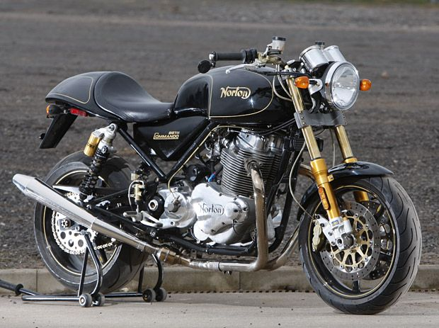 Norton 961 Commando SE