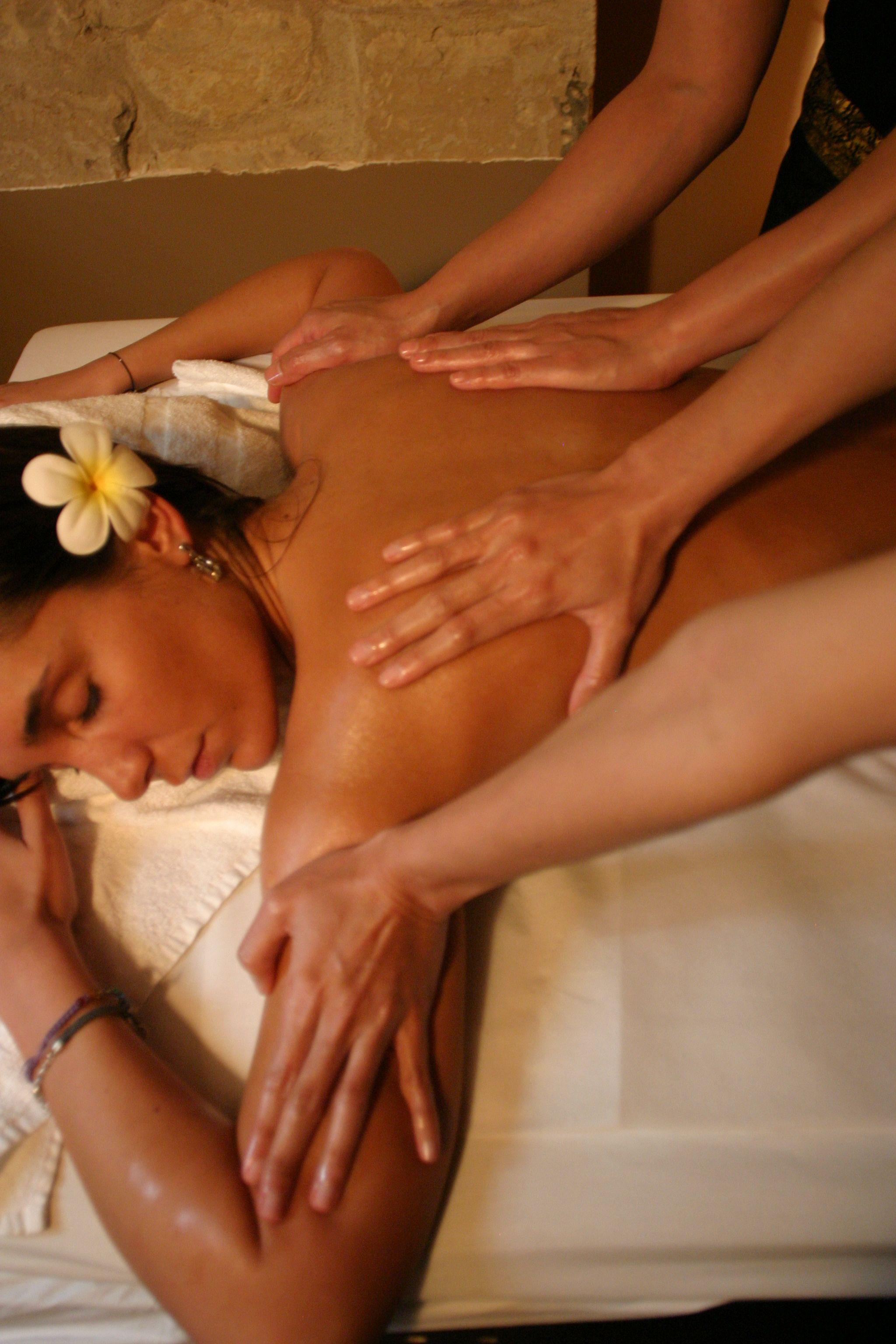 Massage Thai A 4 Mains Massage Thai Massage Spa