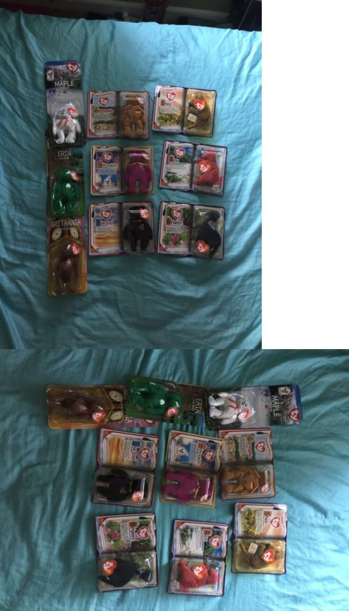 f0a03638a92 Teenie Beanies 441  Mcdonalds Ty Beanie Babies Lot -  BUY IT NOW ONLY