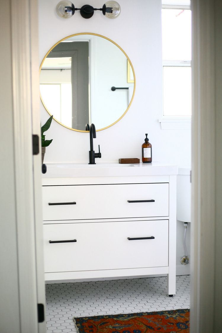 Budget And Sources 905 Complete Guest Bathroom Makeover Mi Casa