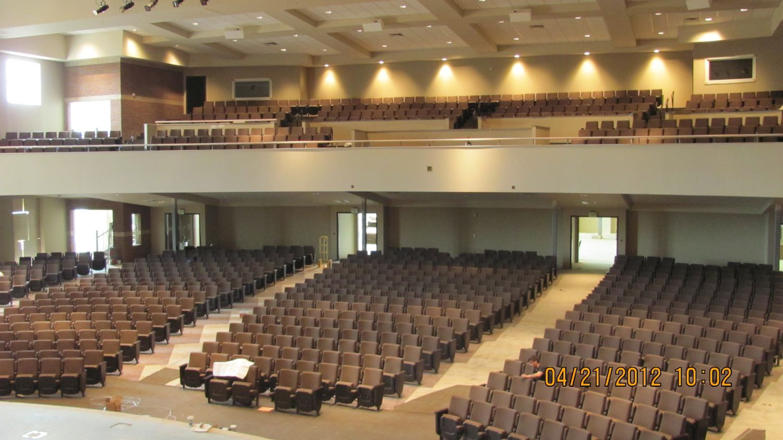 elevation church auditorium - Google Search | God's house ...