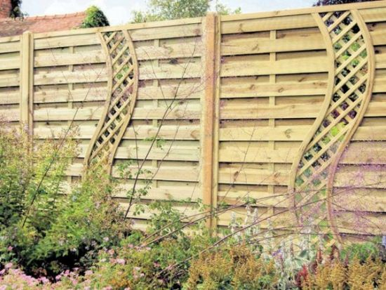 33 Creative Garden Fencing Ideas | Ultimate Home Ideas