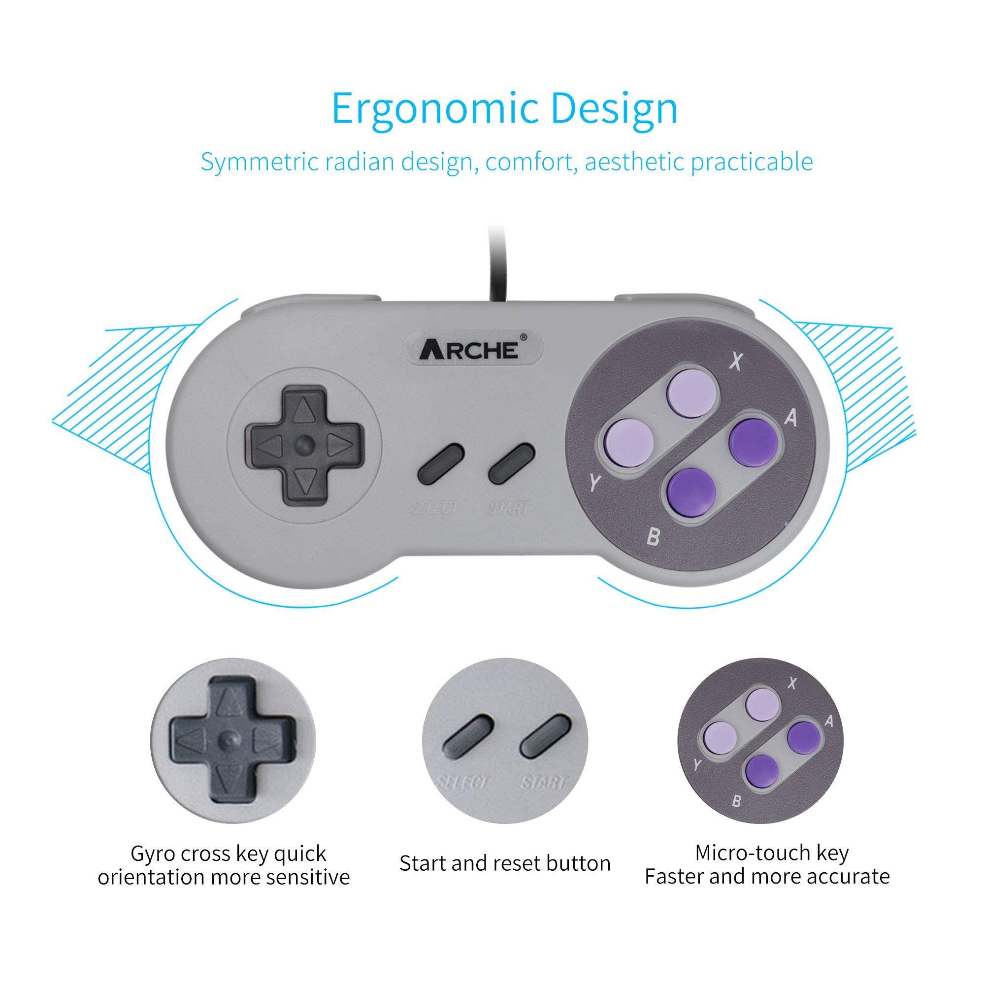 ARCHE Classic Controller andlt;1 Packandgt; Compatible