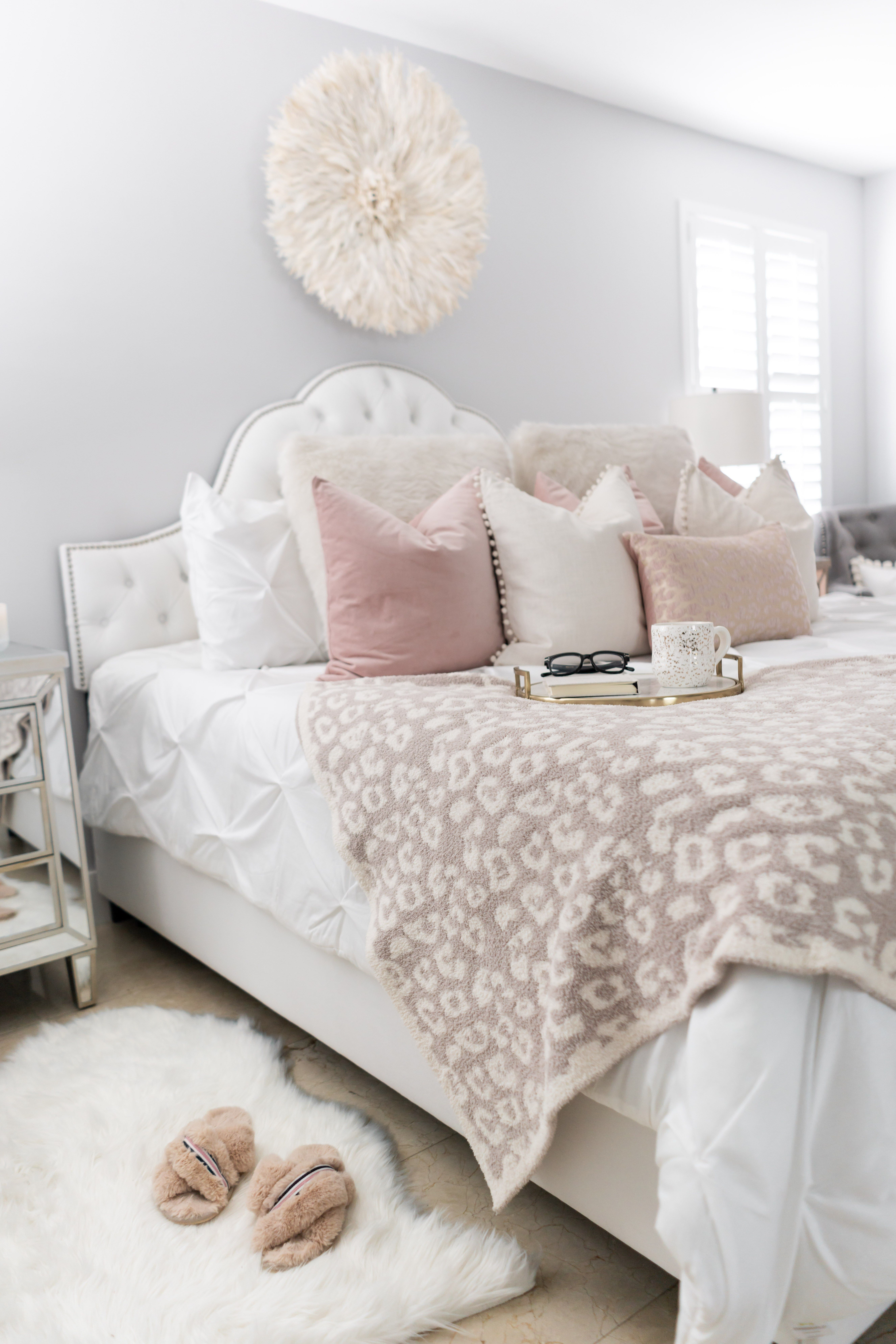 Best How To Make Your Bedroom Cozy My 5 Tips The Home 640 x 480