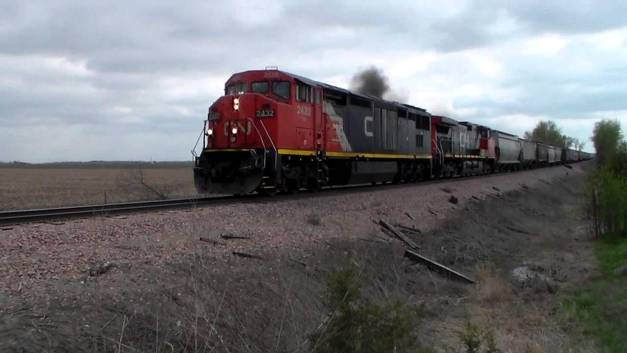 CN 2432, 2612 North Railroad photography, North, Railroad
