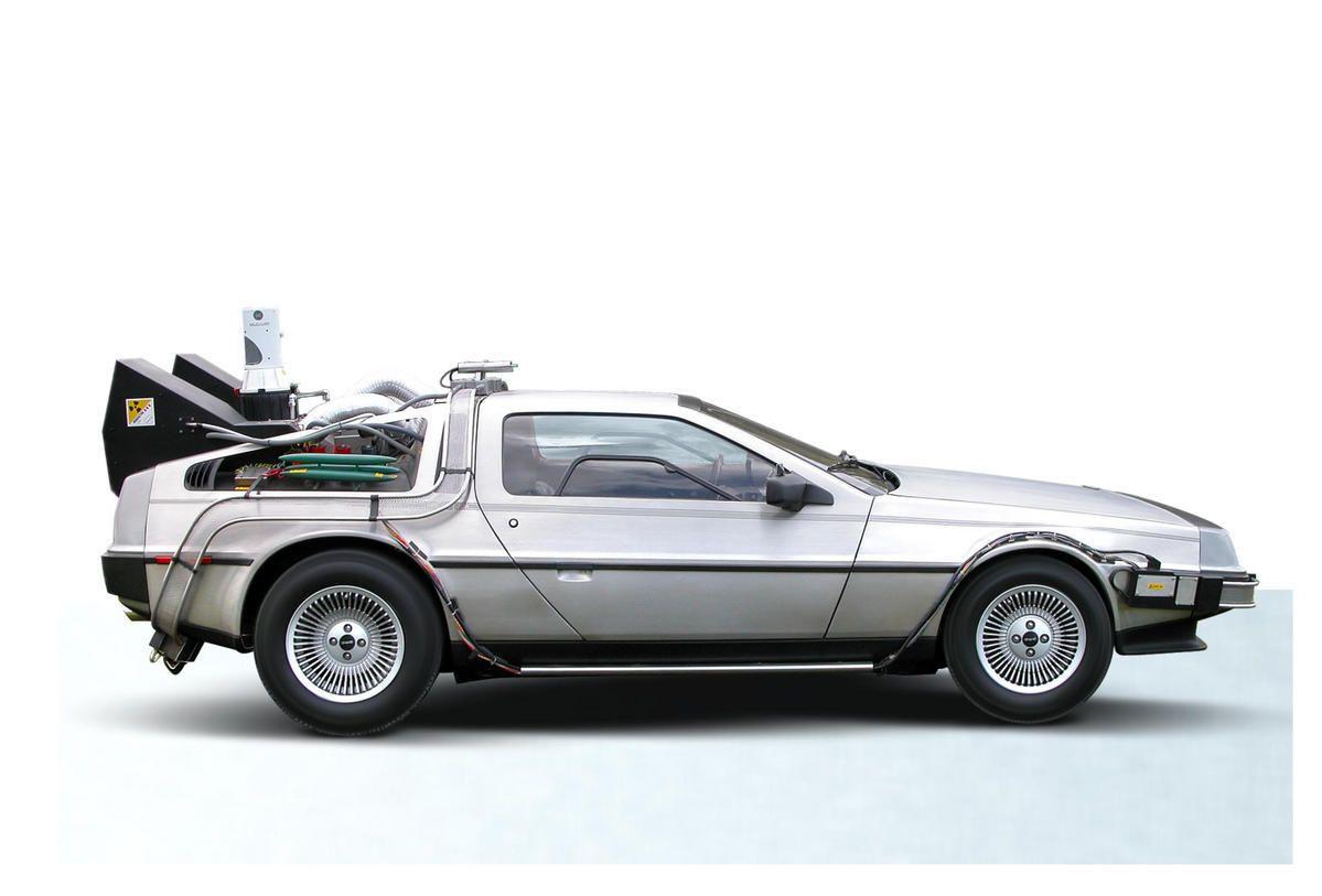 Delorean Bing Images Delorean Time Machine Delorean Future Car