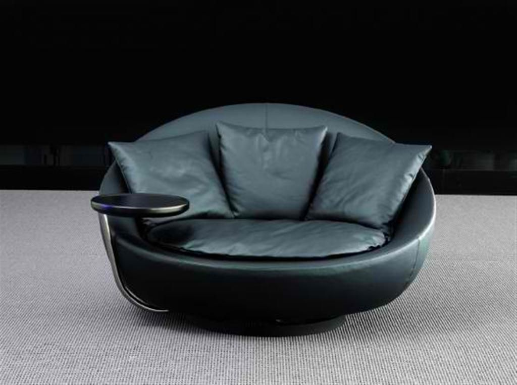 Amazing Sofa Round Sofa Black Leather Armchair 2015 Round Sofa Round Sofa .