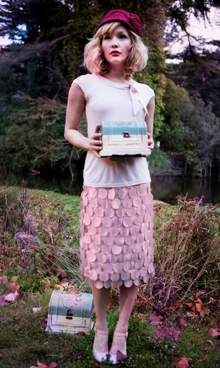 Shabby Apple: Caterpillar Skirt
