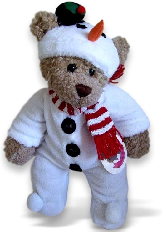 Bärenbekleidung & Accessoires build a bear schneemann snowman