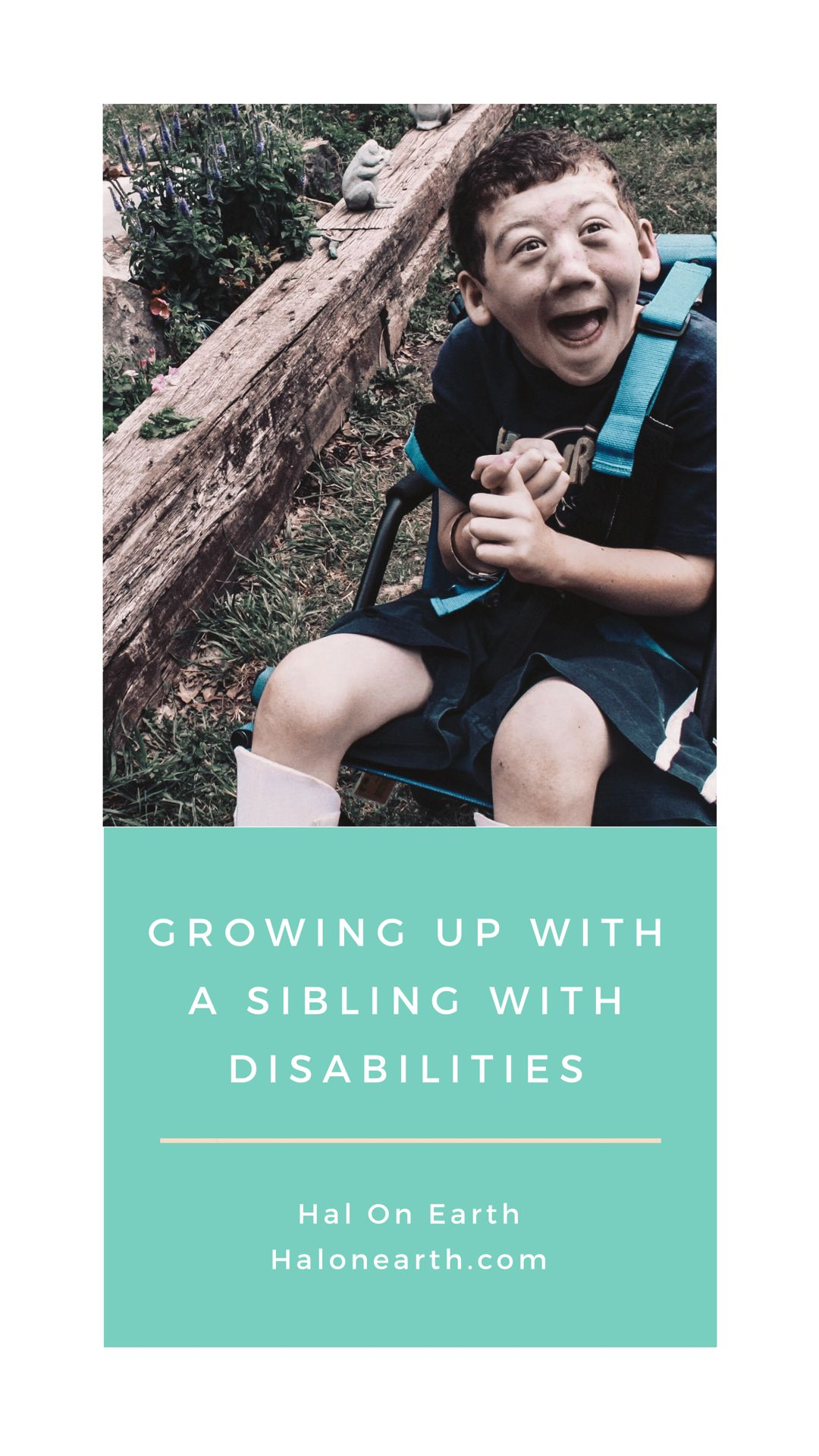 Growing up with a sibling with disabilities mental