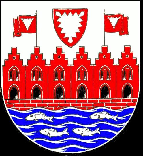 Willkommen In Germany Wappen Heiligenhafen Schleswig Holstein