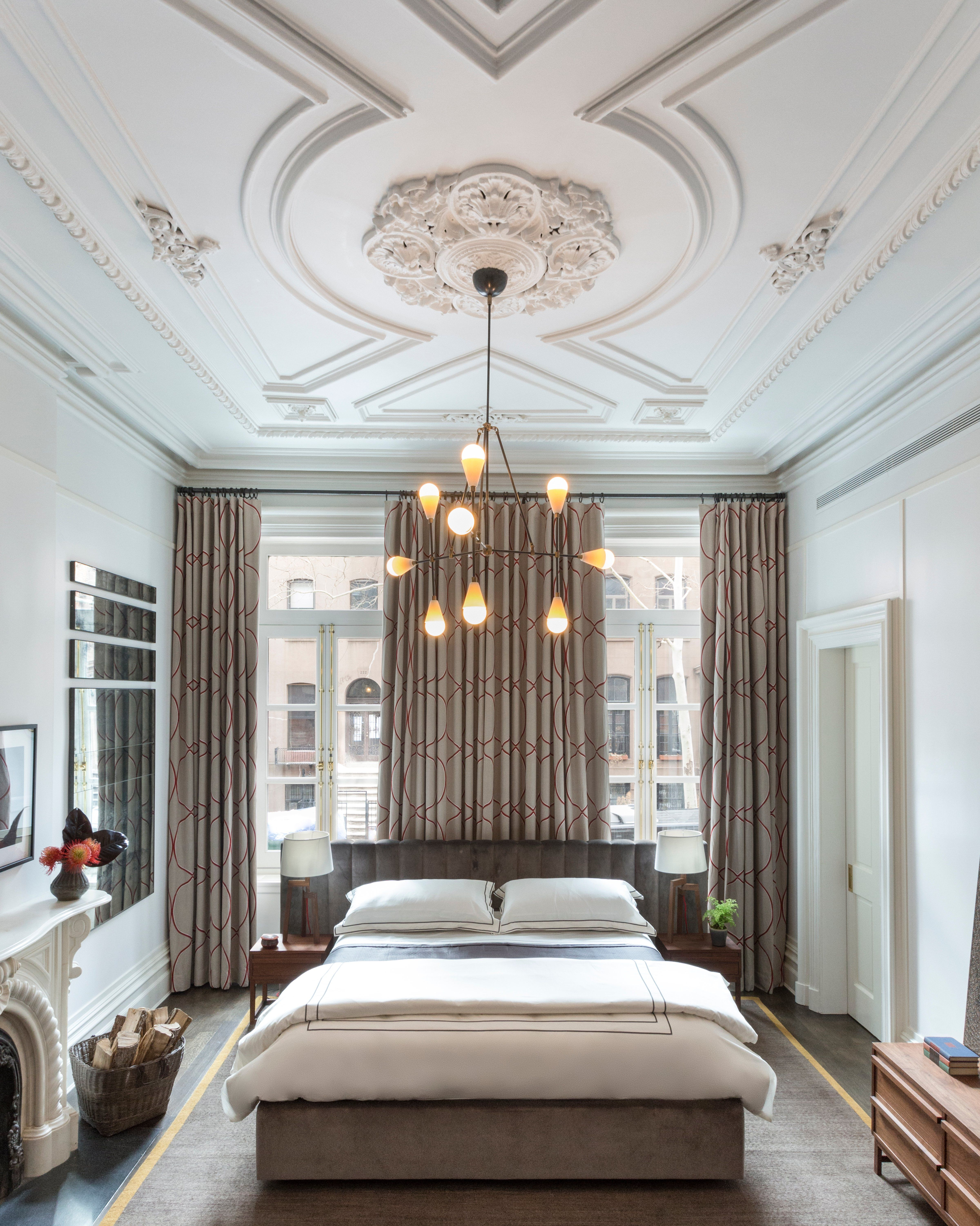 Master Bedroom Staging Ideas: East Village Brownstone By Drew McGukin Interiors On