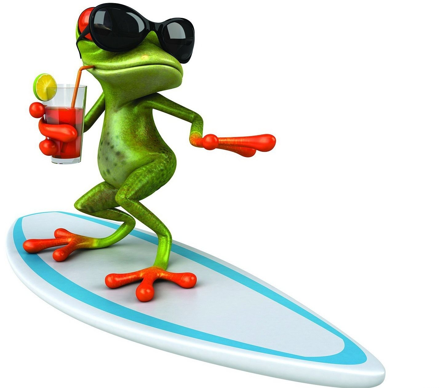 Funny frogs clip art frog wallpaper animated - Frog cartoon wallpaper ...