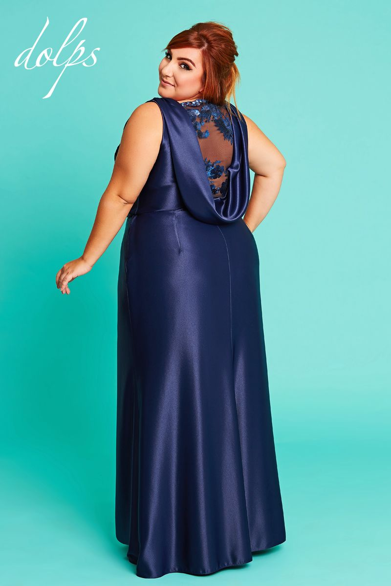 cb84c7f0ae0a Vestido Dolps por Ju Romano. Vestido Tete, ideal para a formandas e  madrinhas de casamento. Temos do tamanho 44 ao 50.
