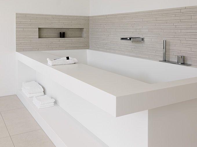 Badezimmer Badewanne ~ Freistehende badewanne barletta aus mineralguss weiß matt oder
