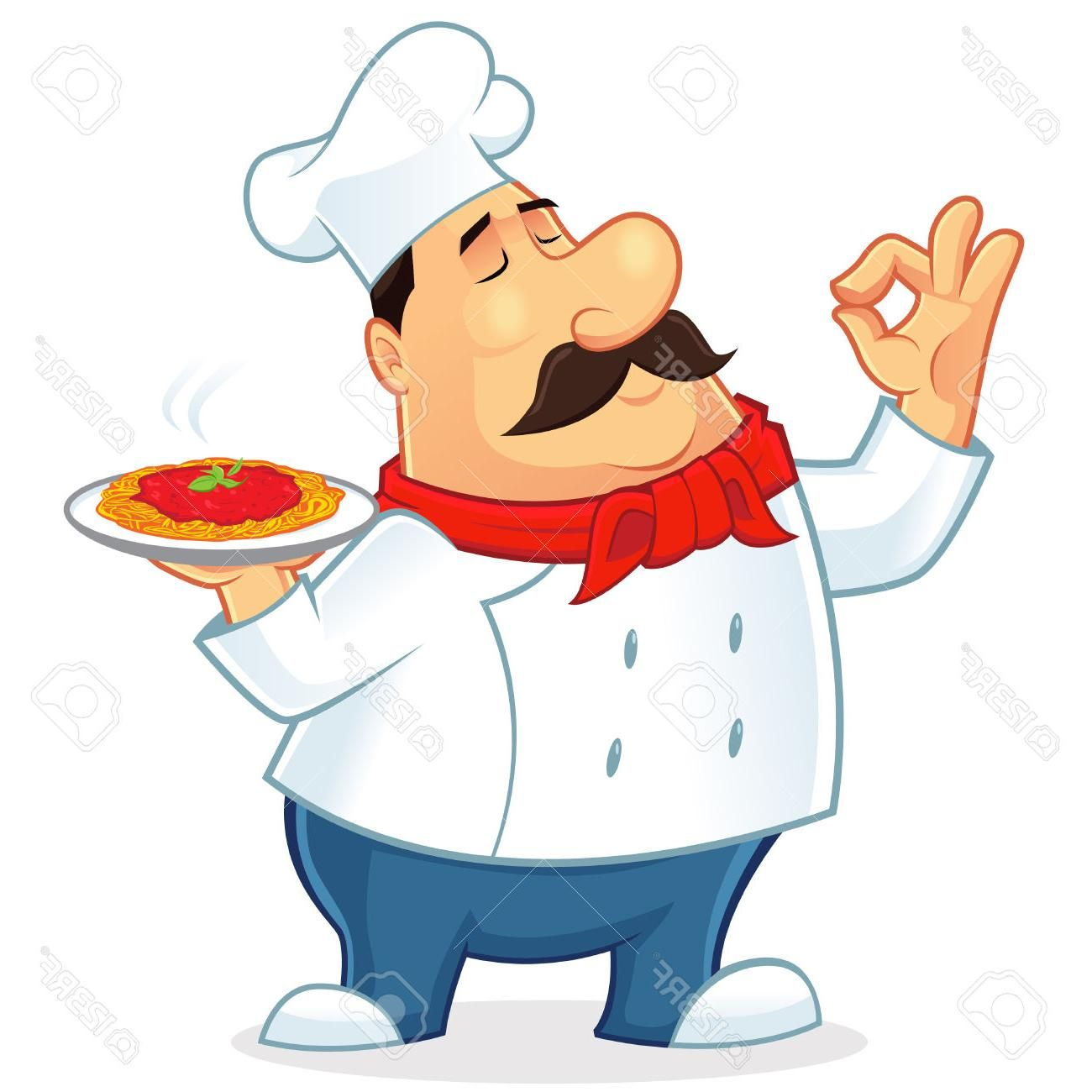 hight resolution of italian chef clipart free clipartxtras