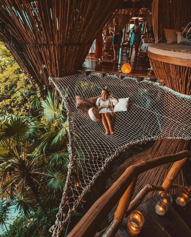 Pin By Jadon Janse Van Rensburg On Kuier Area In 2020 Vacation Tree House Places
