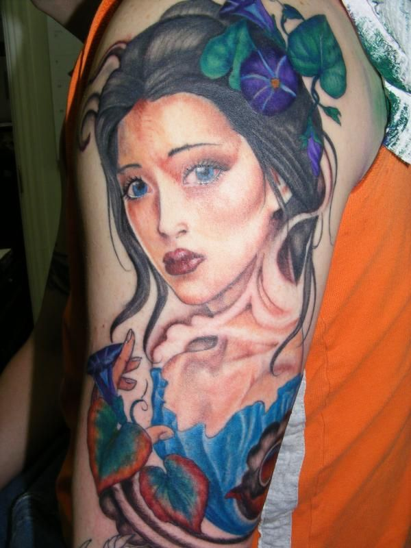 Photos From Sarah Tucker Sarah Tucker On Myspace Brisbane Tattoo Sarah Tucker Tattoos