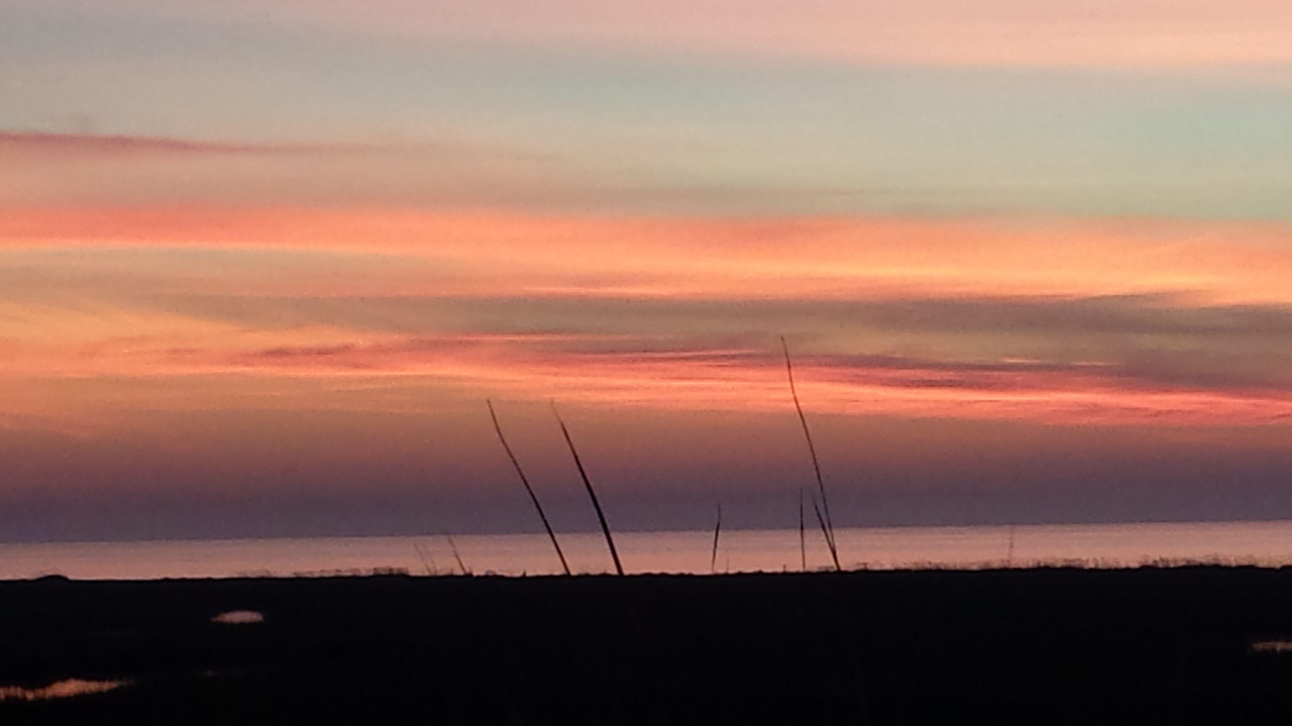 Sunrise at Edisto
