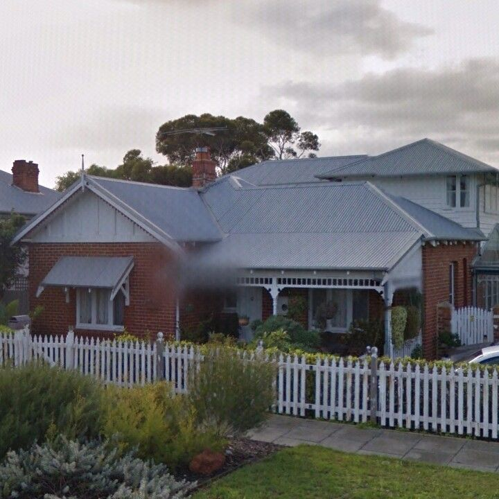 House, Swanbourne Street Is A Single Storey Brick And