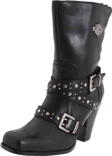 bfcc519e9375 Harley-Davidson Women s Obsession Motorcycle Boot