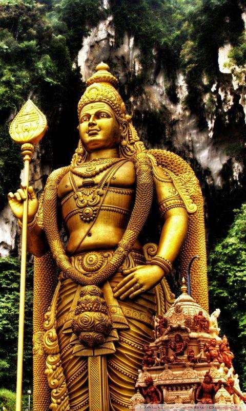 Download Mobile God Wallpapers Hd Gallery Lord Murugan Hindu Gods Wallpaper